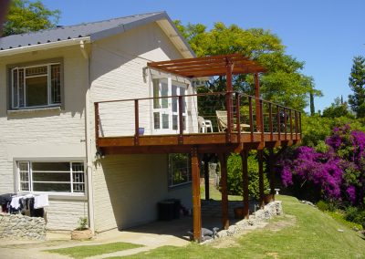 House on Ridge Drive Knysna